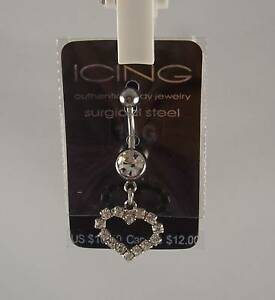 Heart-belly-button-navel-ring-piercing-naval-crystal-bling-love