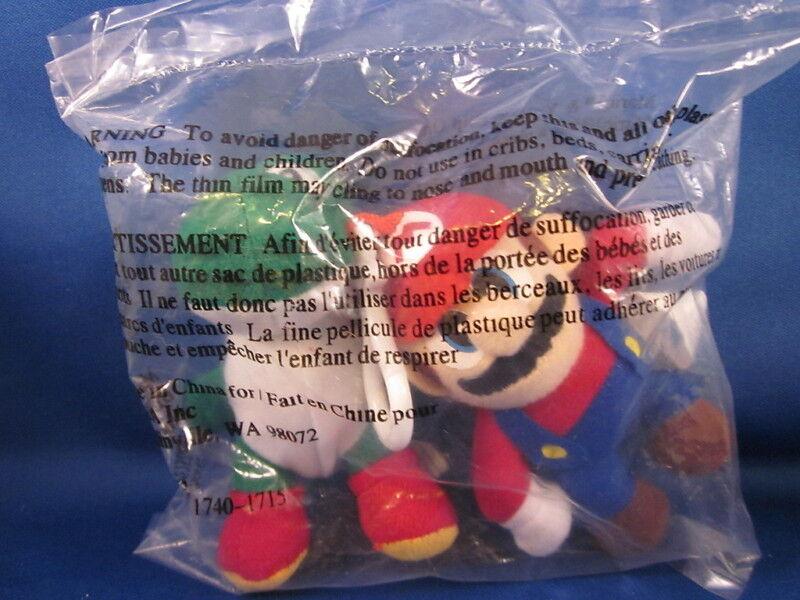 2002 Promo Mario & Yoshi Clips