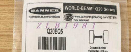 ONE NEW BANNER Q20EQ5
