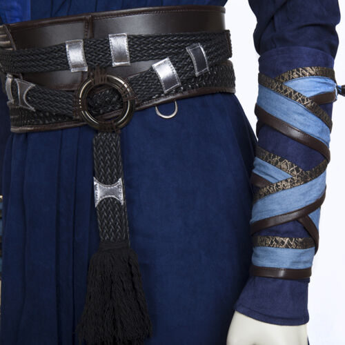 DFYM Doctor Strange Cosplay Stephen Steve Vincent Strange Costume Deluxe Outfit