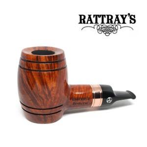 Nuovo-Rattrays-Devil-039-s-Taglio-Terracotta-Reverse-Calabash-9mm-Filtro