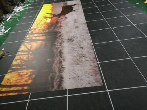 3D Dusk Forest Deer 73 Wall Paper Murals Wall Print Wall Wallpaper Mural AU Kyra