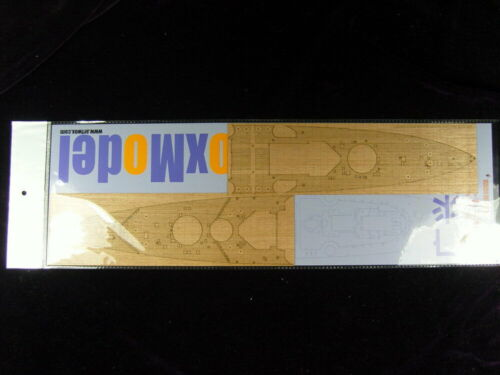 Artwox AW50016 1//400 HMS King George V Wooden Deck for Airfix kit #08203