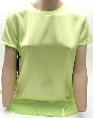 Intenso Corte Blusa Casual Maglia Pinko 2 1g13af Maniche Difetto Donna Art qI8wxPf