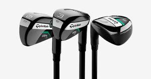 TaylorMade-GAPR-Tour-Golf-Hybrid-Club-Driving-Iron-KBS-HYBRID-shaft