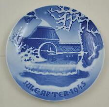 Bing & Grondahl-B & G-Piatto di Natale 1945-Christmas Plate 1945