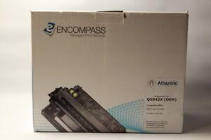 Toner-Cartridge-Replacement-Q5942X-OEM-Black-For-HP-Laser-Jet-4250-4350