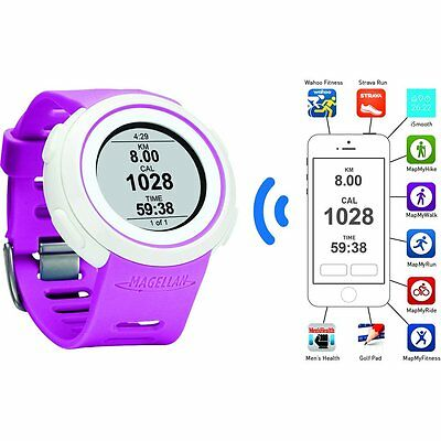 Magellan Echo Smart Sports Watch - Pink