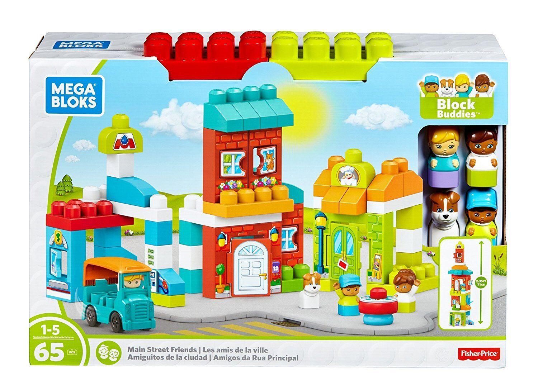 Megabloks Friends FFG36 – Main Street Friends Megabloks