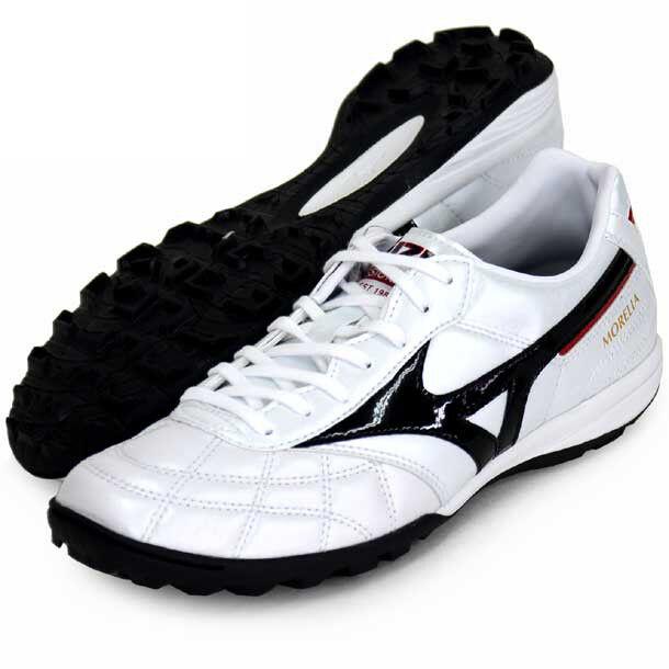 Mizuno JAPAN MORELIA TF Turf Indoor Soccer Football Futsal Schuhes Q1GB1902 Weiß