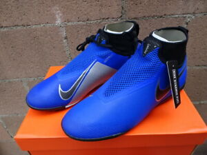 Nike-React-Phantom-VSH-Pro-DF-TF-Turf-Soccer-Shoes-Futsal-AO3277-8-8-5-9-9-5-10