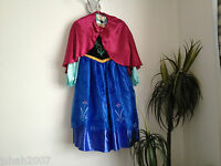 Disney Store Frozen Exclusive Anna Fancy Dress Costume All Ages Look