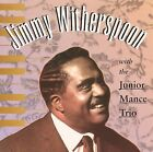 Jimmy Witherspoon with the Junior Mance Trio by Jimmy Witherspoon (CD, Apr-1997, Stony Plain (Canada))