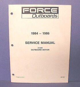 4HP Service Motor