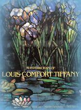 MASTERWORKS OF LOUIS COMFORT TIFFANY...DUNCAN-EIDELBERG-HARRIS HARDCOVER..