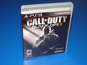 Call-of-Duty-Black-Ops-II-2-PS3-Sony-PlayStation-3-GREAT-SHAPE-MINT-DISC