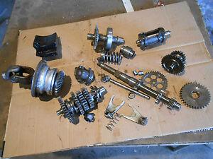 yamaha grizzly yfm 600 yfm600 2000 transmission gears misc. Black Bedroom Furniture Sets. Home Design Ideas