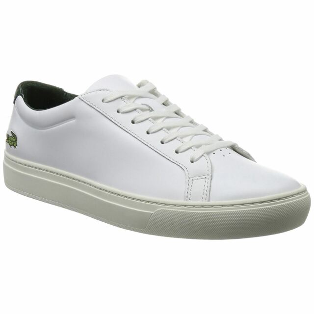 192d65c505ba Lacoste L.12.12 117 2 Mens Trainers White Green Shoes 11 UK for sale ...