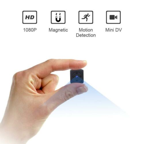 WiFi Waterproof Mini Spy Hidden Camera 1080P Portable Small Full HD Nanny 2 Ways