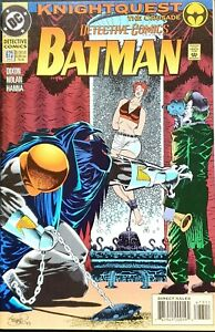 DETECTIVE-COMICS-673-NM-KNIGHTQUEST-THE-CRUSADE-Joker-Death-of-Batman-Story-DC