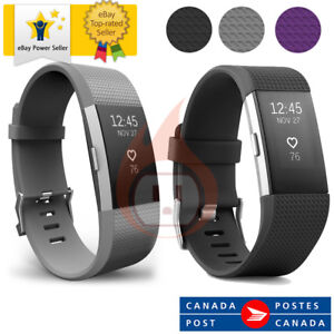 For-Fitbit-Charge-2-Band-Replacement-Wrist-Strap-Silicone-Smart-Watch-Band-S-amp-L