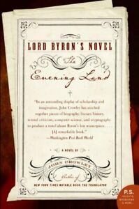 Lord-Byron-039-s-Novel-The-Evening-Land-Paperback-by-Crowley-John-Brand-New