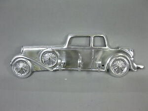 argent-Vestiaire-Nostalgie-Auto-Oldtimer-en-poli-aluminium-44cm