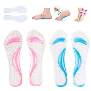 55dab02c308 Silicone Gel Massage Insoles for High Heel Sandal Shoes Women Heel ...