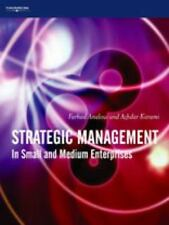 Strategic Management: In Small and Medium Enterprises-ExLibrary