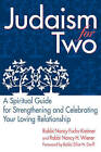 Judaism for Two: A Spiritual Guide for Strengthening and Celebrating Your Loving Relationship by Nancy Fuchs-Kreimer, Nancy H. Wiener (Paperback, 2005)