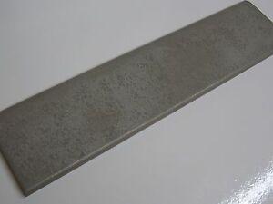 Sockel ca fliese keramik feinsteinzeug grau mittegrau
