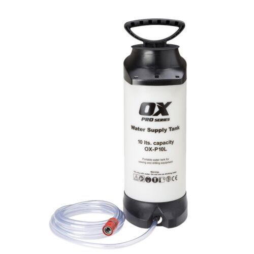 OX Pro Very Heavy Duty Dust Suppression Water Bottle 10 Litre