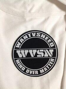 Jiu Jitsu Gi Patch Arm Bar Soap  patch