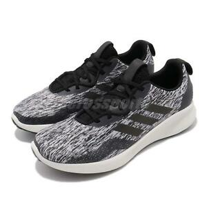 aba9133ca adidas Purebounce Street M Black Grey White Mens Running Shoes ...