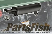 New: Kawasaki Mule 2510 2500 Exhaust Muffler W/ Gaskets 18091-1104/11060-2079 X2