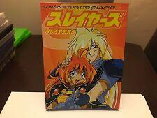 Slayers  (3 discs)  Anime   Manga Films