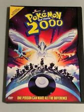 Pokemon The Movie 2000 Dvd 2001 Animated For Sale Online Ebay