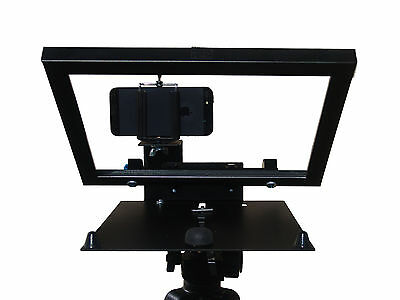 iPad / Android Teleprompter R812-1.1 with Beam Splitter Glass