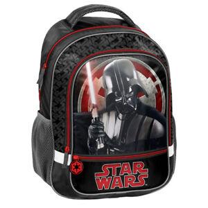 PASO-mehrfarbig-licht-Rucksack-Schulrucksack-Schultasche-Star-Wars
