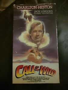 CALL OF THE WILD VHS 1989