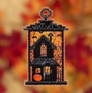 Moonstruck-Manor-Autumn-Harvest-2019-Mill-Hill-Counted-Glass-Bead-Kit-w-Treasure
