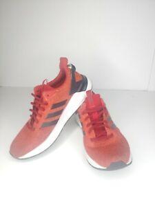 Scarlet Red Sneakers B44808 Mens sz 11