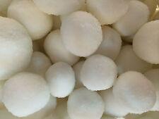 Cream Filberts Hazelnut aka Mothballs Snowballs  1 Lb Retro Old Fashioned