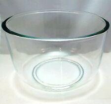 Sunbeam / Oster Stand Mixer Large 4 Quart Glass Mixing Bowl, 115969-001-000
