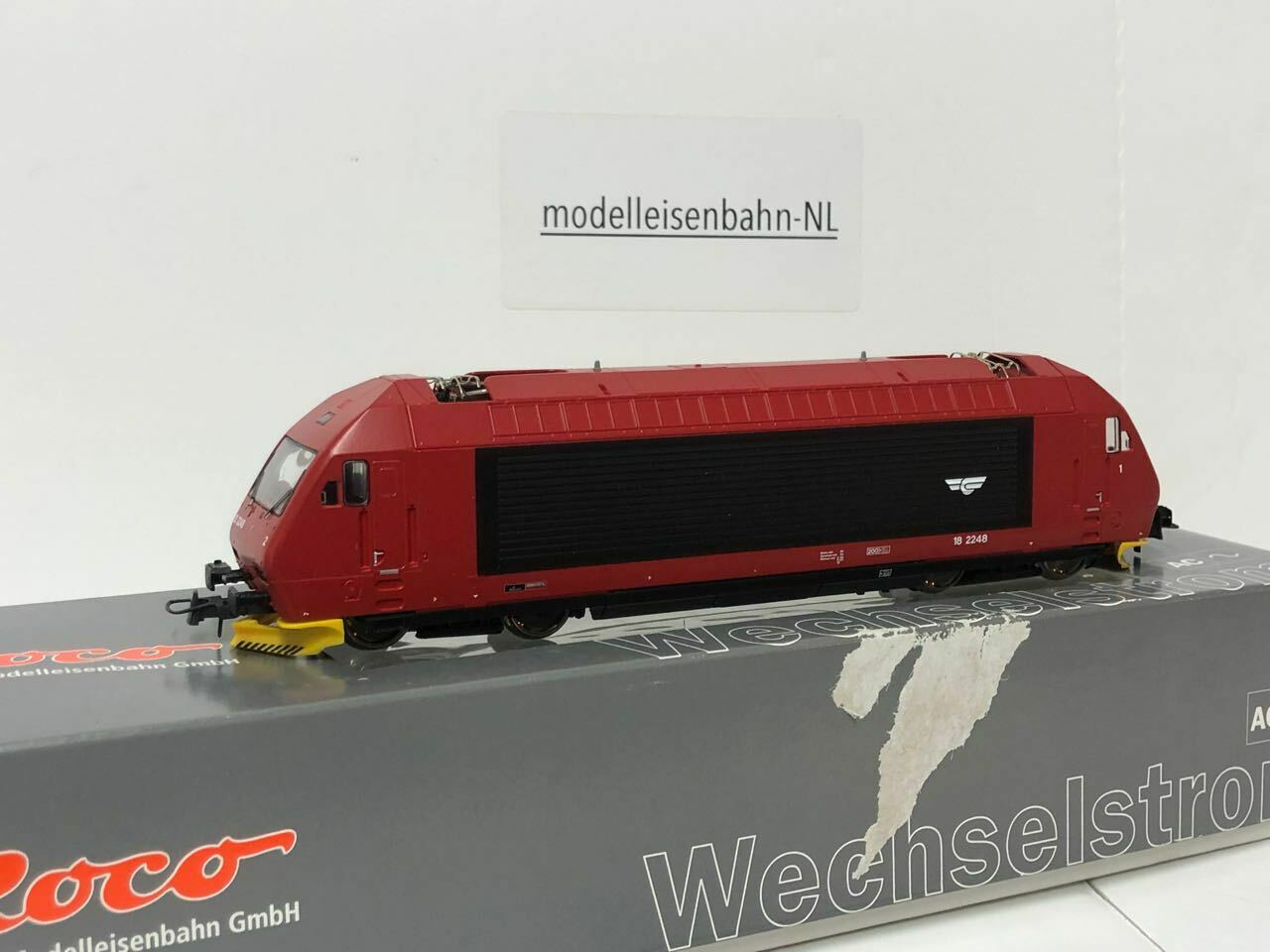 Roco Roco Roco 69503 - NSB Elektrolokomotive El18 c09a6f