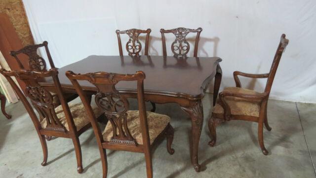 Bernhardt Dining Room Set Chippendale