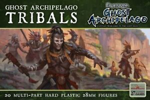 Fgap03 - Frostgrave Archipel Populations Tribales - Maintenant Design Moderne
