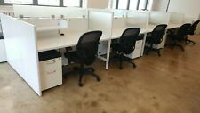 Used Office Cubicles Used Ais Matrix 6x25 Cubicles