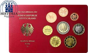 Original-PP-KMS-Deutschland-3-88-Euro-2003-Spiegelglanz-1-Cent-bis-2-Euro-Mzz-A
