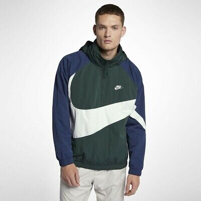 Nike Sportswear Big Logo Anorak - CHOOSE SIZE - AJ1404-397 ...